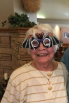 Grandma had fun attending activities at the senior center