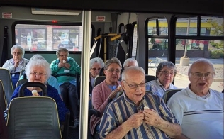 outing at Carolina Assisted Living in Appleton, Wisconsin