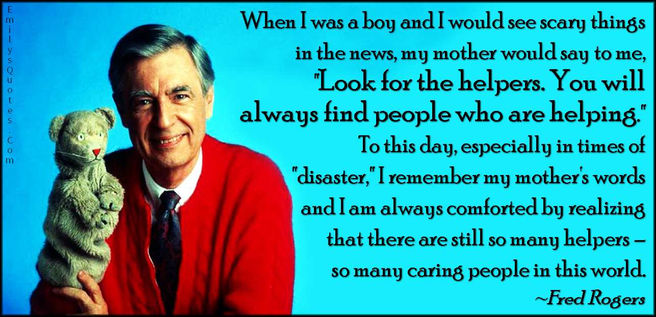 How Do We Stay True To Ourselves As Leaders Fred Rogers Gives Us Insight True North Elderhood
